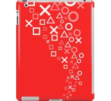 For the players. iPad Case/Skin