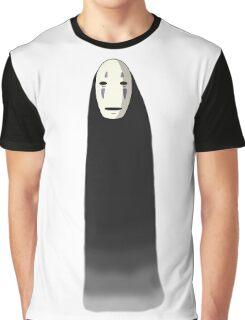 Kaonashi - No Face [Standing] Graphic T-Shirt