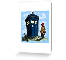 The Doctor's Wife Greeting Card