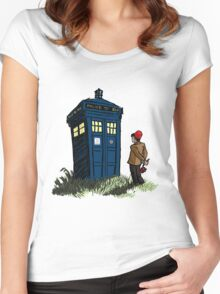 The Doctor's Wife Women's Fitted Scoop T-Shirt