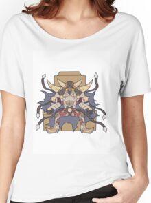 D/D/D Oblivion King Abyss Ragnarok Women's Relaxed Fit T-Shirt