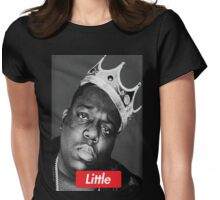 """Biggie """"Little"""" Collection Womens Fitted T-Shirt"""