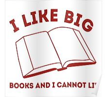 Big Books Poster