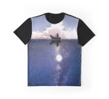 Above the Night Graphic T-Shirt