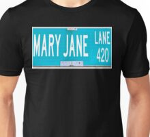 Mary Jane Lane - 420 Unisex T-Shirt