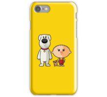 Brian and Stewie iPhone Case/Skin