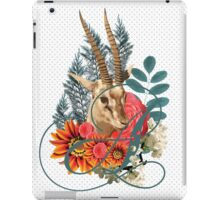 Monogram Letter A iPad Case/Skin