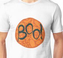 Boo Halloween poster Unisex T-Shirt