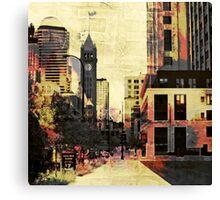 Foshay Tower Canvas Print