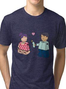 Love is Sacrifice Tri-blend T-Shirt