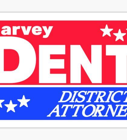 I Believe in Harvey Dent Sticker