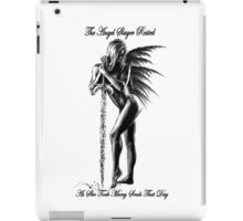 Angel & Sword of Holy Water iPad Case/Skin
