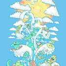 Tower of Fable by Queenmob