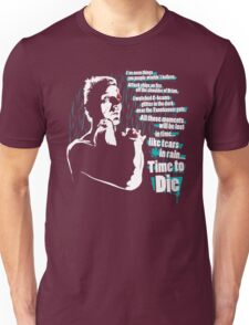 I've seen things you people wouldn't believe... Unisex T-Shirt
