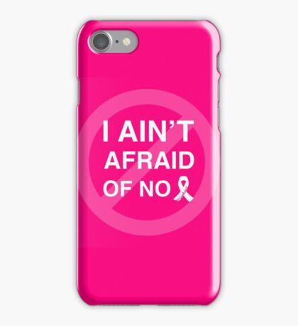 Not Afraid iPhone Case/Skin