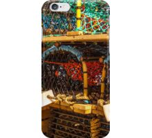 Colourful Lobster Pots iPhone Case/Skin