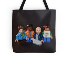 LEGO Peculiar Things Tote Bag