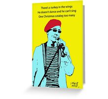 Captain Sensible's Christmas Greeting Card