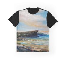 the couple on the cliffs Graphic T-Shirt