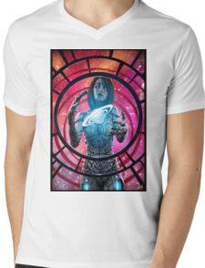 Cyberpunk Painting 080 Mens V-Neck T-Shirt