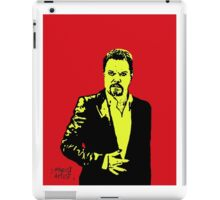 Eddie Izzard iPad Case/Skin