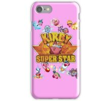 Kirby Superstar Retro iPhone Case/Skin