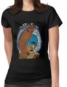 Cyclops Womens Fitted T-Shirt