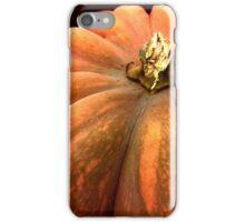 Orange Pumpkin iPhone Case/Skin