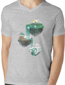 Well Seasoned  Mens V-Neck T-Shirt
