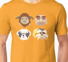 Should You Need Us - Labyrinth Art Unisex T-Shirt