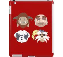 Should You Need Us - Labyrinth Art iPad Case/Skin