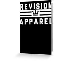 Revision Apparel™ Greeting Card