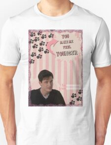 My Teenwolfed Valentine [You Make Me Feel Younger] T-Shirt