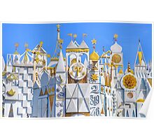 it's a small world Poster
