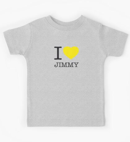 I ♥ JIMMY Kids Tee