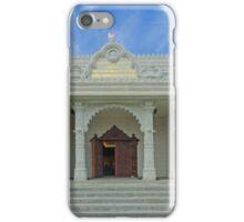 Shree Swaminarayan Mandir temple iPhone Case/Skin