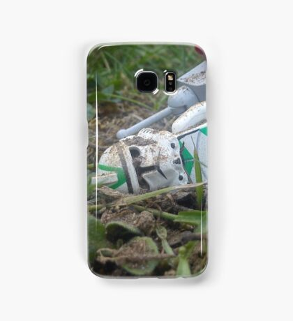 Down and out Samsung Galaxy Case/Skin