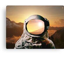 Astro Explorer Canvas Print