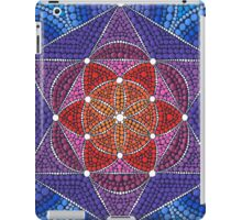 Genesis Pattern iPad Case/Skin