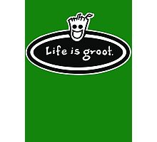 Life is Groot Photographic Print