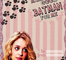My Teenwolfed Valentine [You Make A Good Batman] by thescudders