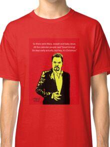 Eddie Izzard Christmas Classic T-Shirt