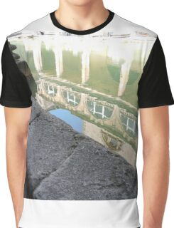 Reflected In Bath Graphic T-Shirt
