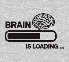 Brain loading Kids Tee