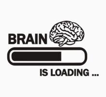 Brain loading Baby Tee