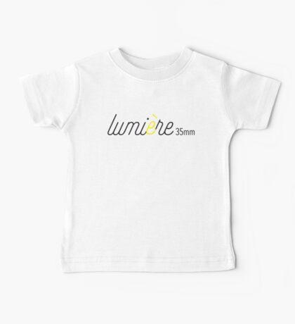 Lumiere35mm White Baby Tee