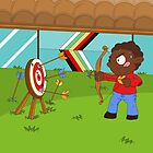 Olympic Sports: Archery by alapapaju
