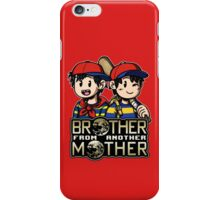 Another MOTHER - Ness & Ninten iPhone Case/Skin