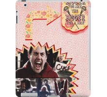 My Teenwolfed Valentine [The Bigger You Are...] iPad Case/Skin