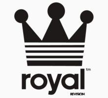 Royal Crown-Revision Apparel™ T-Shirt